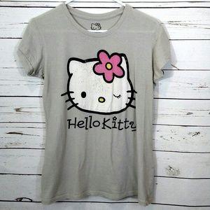 10a630106 Women Hello Kitty Graphic Tee on Poshmark